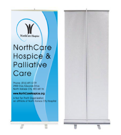 Retractable Tradeshow banners
